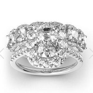 Bridal Set sterling silver
